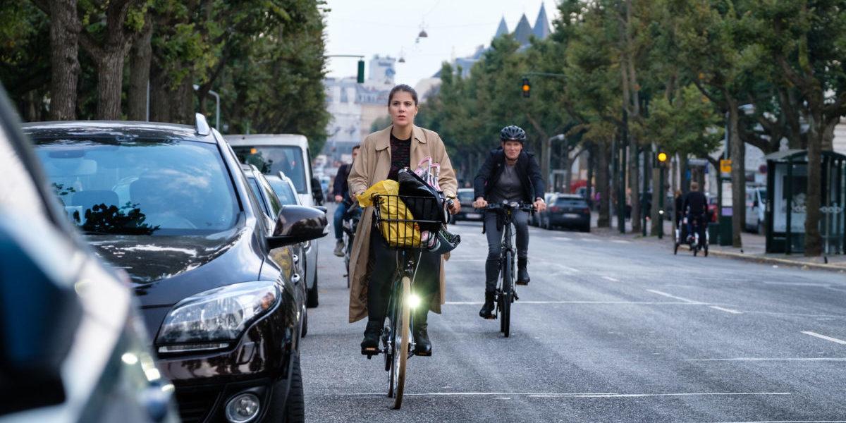 Melbourne zrobiło rowerzystom zielona falę