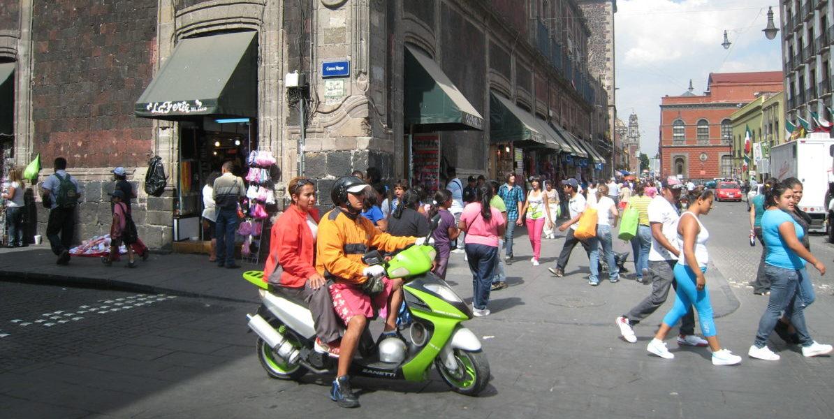 Meksykanie mają dość. Sami wzięli się do walki o bardziej bezpieczne drogi