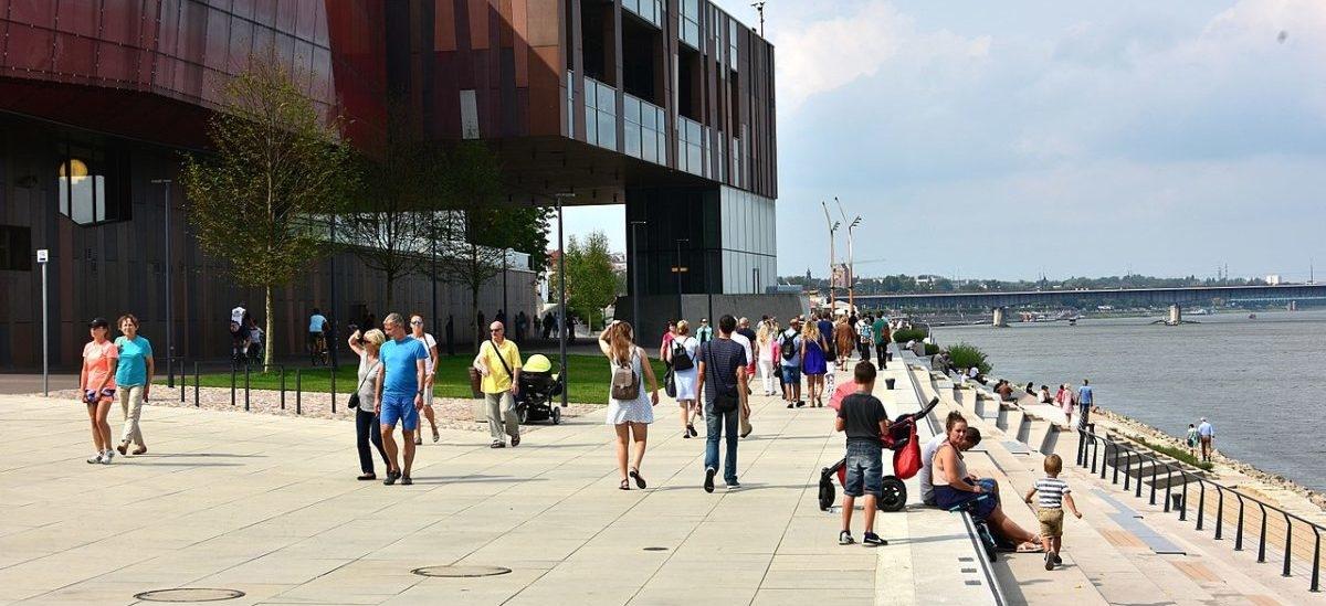 Zamożna klasa średnia porzuca przedmieścia na rzecz centrum miasta