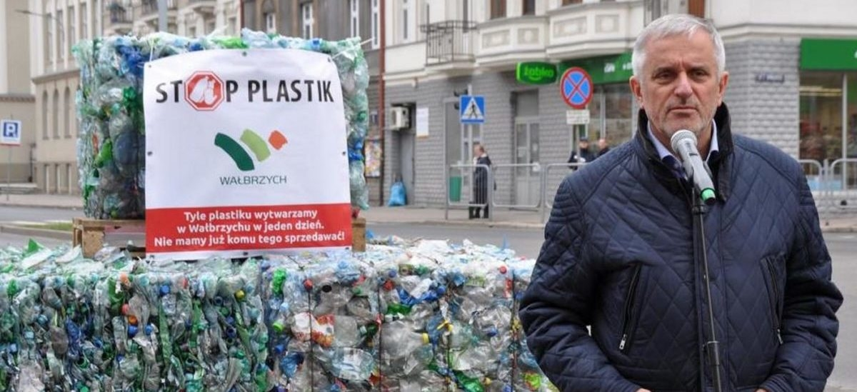 Polskie miasta przeciwko plastikowi