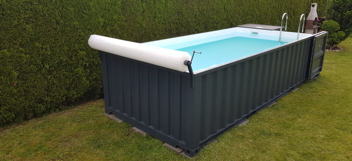 Nowe oblicze recyclingu: kąpiel w kontenerze
