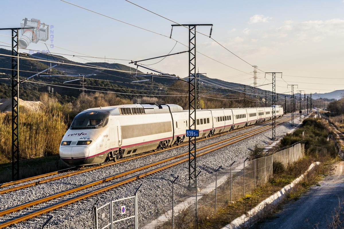 Hiszpańskie szybkie koleje mogą być dobrą alternatywą dla samolotu