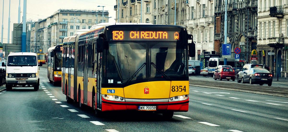 Będziemy wreszcie wiedzieć ile autobus się spóźni i czy jest zatłoczony