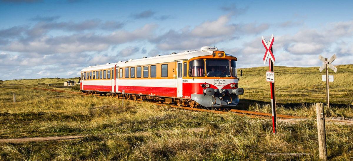 Duńczycy przyspieszają na kolei