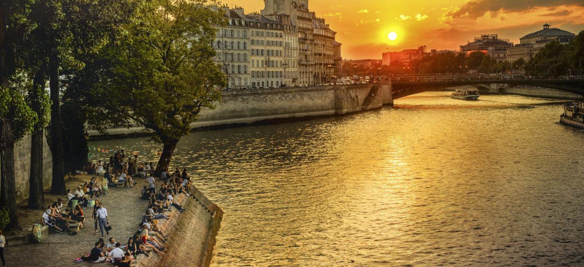 Paryż, który zjadł samochody