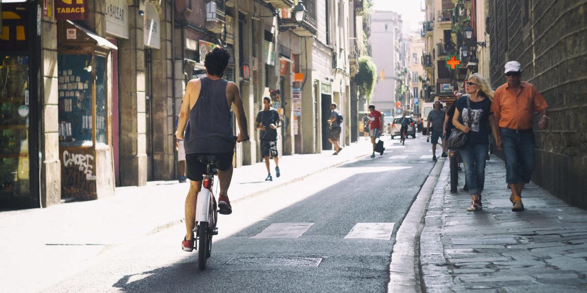 Najbardziej przyjazne miasta dla rowerów