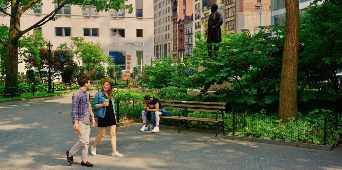 W USA najszybciej rozwijają się miasta, które inwestują w strefy piesze