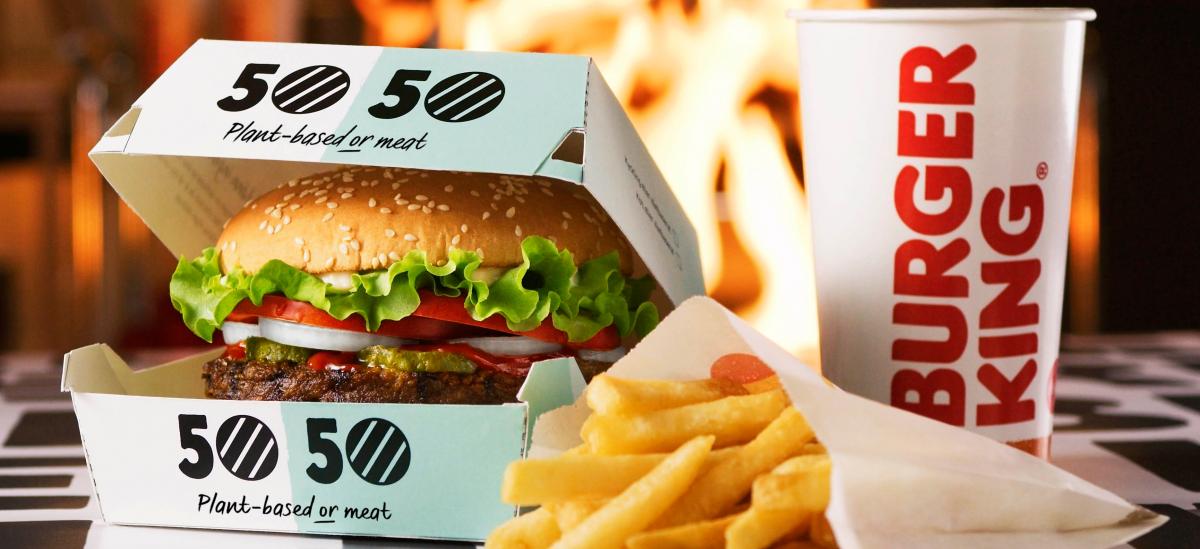 Zgadywanka: czy ten burger jest bez mięsa?