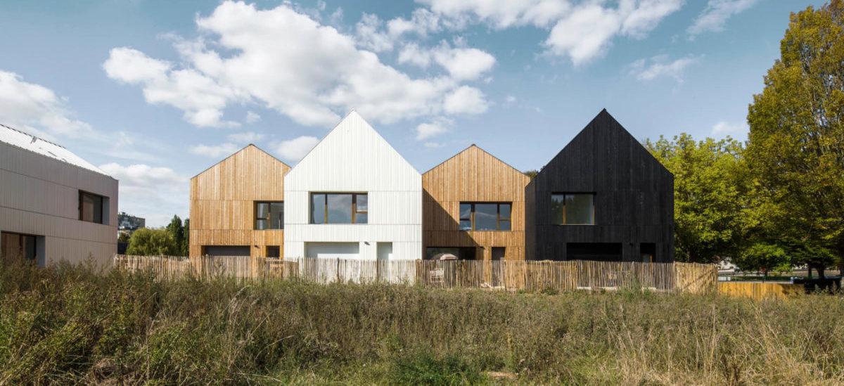 Tanie domy socjalne też mogą mieć styl