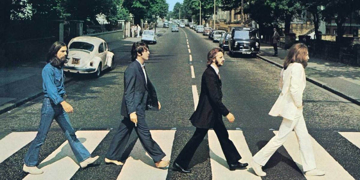 Abbey Road: wspomnienie po The Beatles przyciąga tłumy turystów