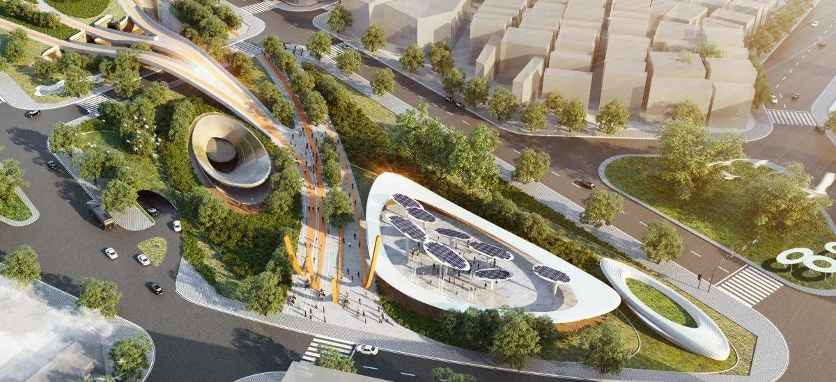 Centrum miasta zasługuje na efektowny park