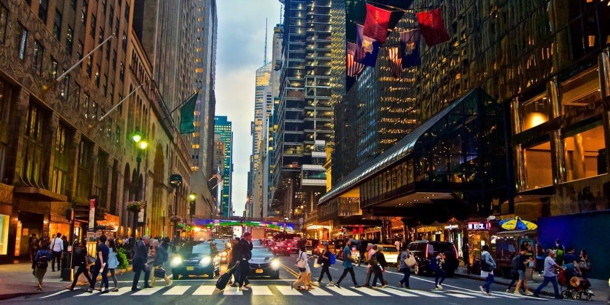 Lokalny ruch sposobem na rozładowanie korków na Manhattanie