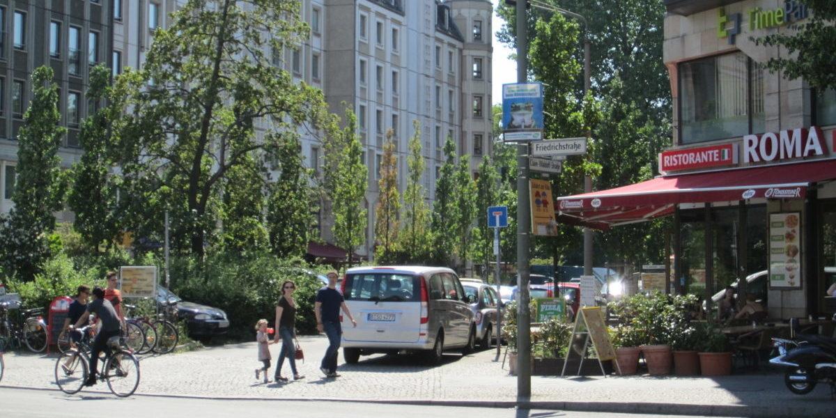 Berlin dojrzał do zamknięcia centrum przed samochodami