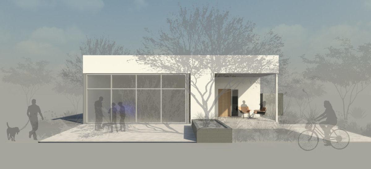 Ekologiczny dom do wzięcia