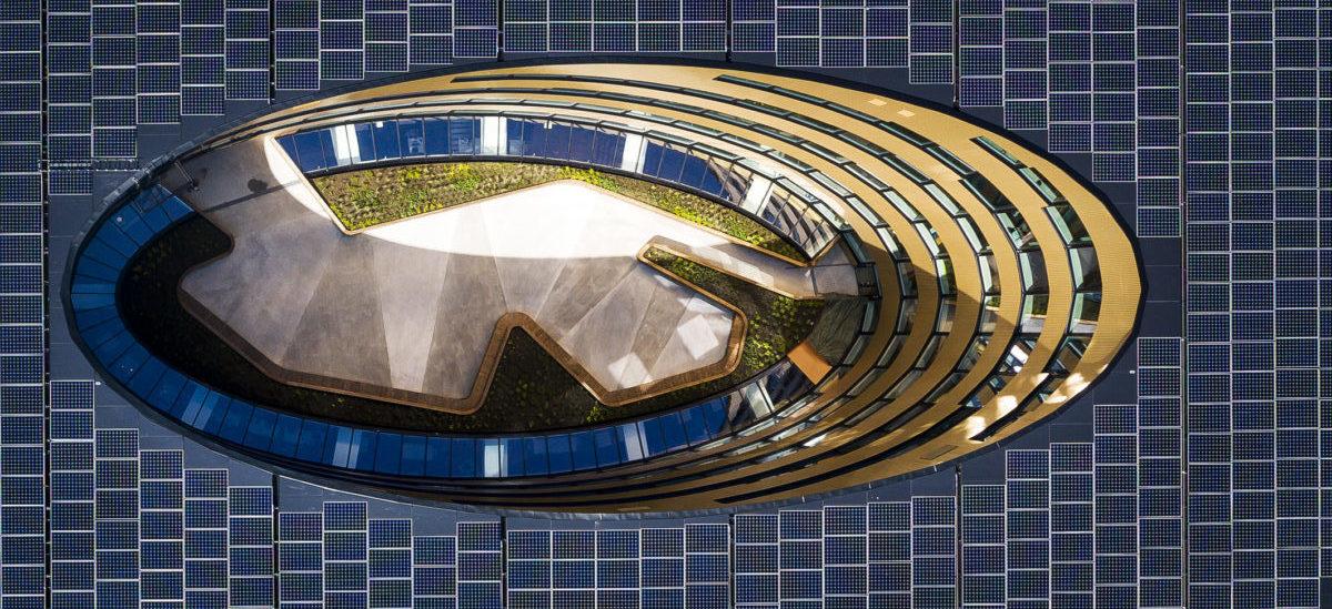 Przyszłość miejskiej zabudowy: biurowce jako ekoelektrownie