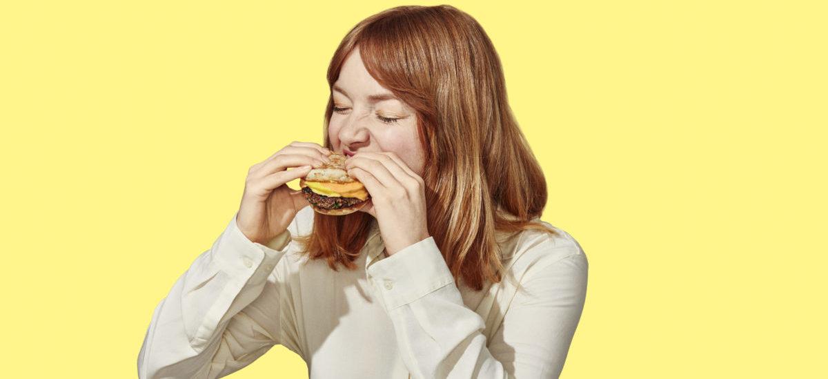 Zawrotna kariera wegetariańskich burgerów
