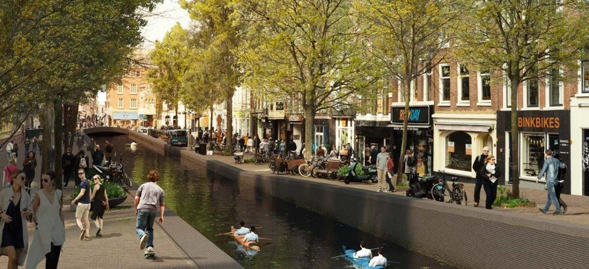 Rzeki ważniejsze od ulic