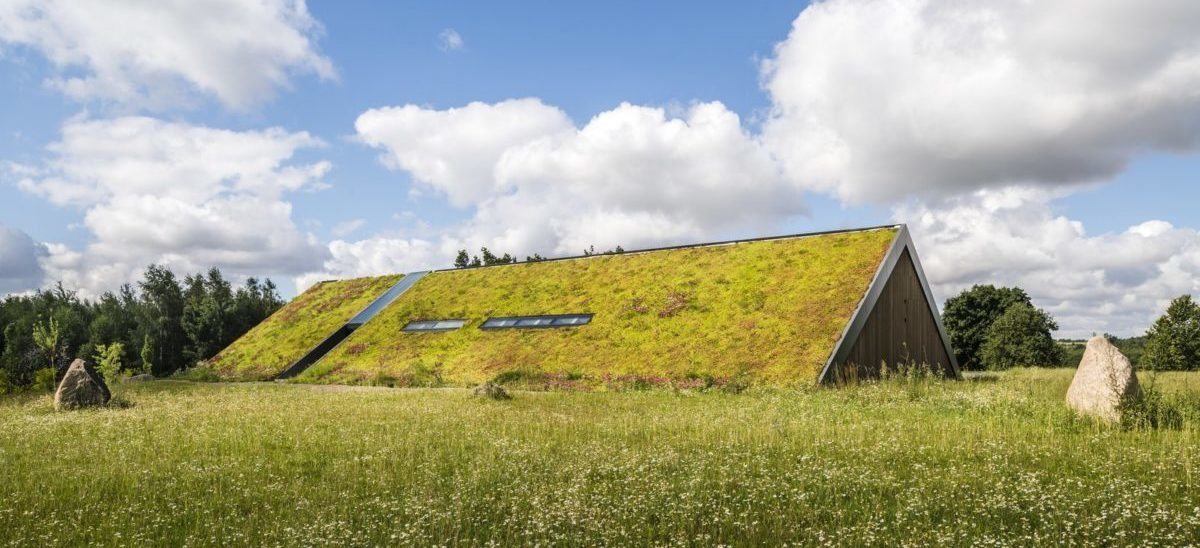 Dom za zielonym pagórkiem