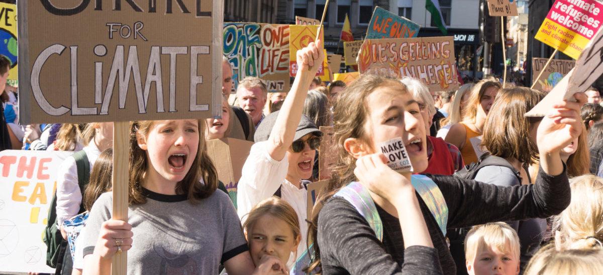 Do szkół zawitały lekcje o zmianach klimatycznych