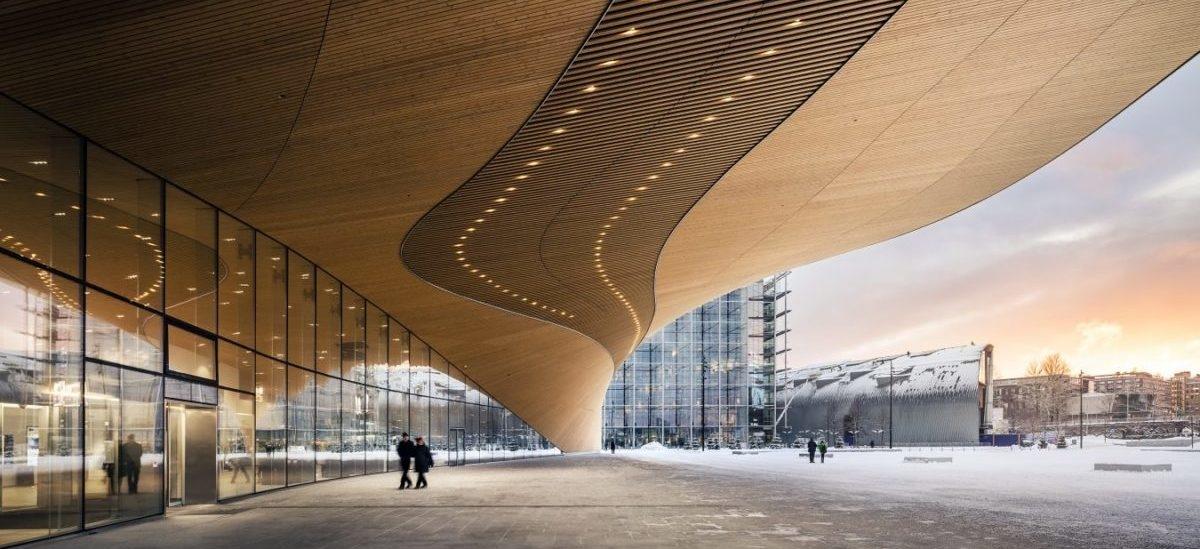 Finowie stulecie swojej niepodległości uczcili… budując bibliotekę