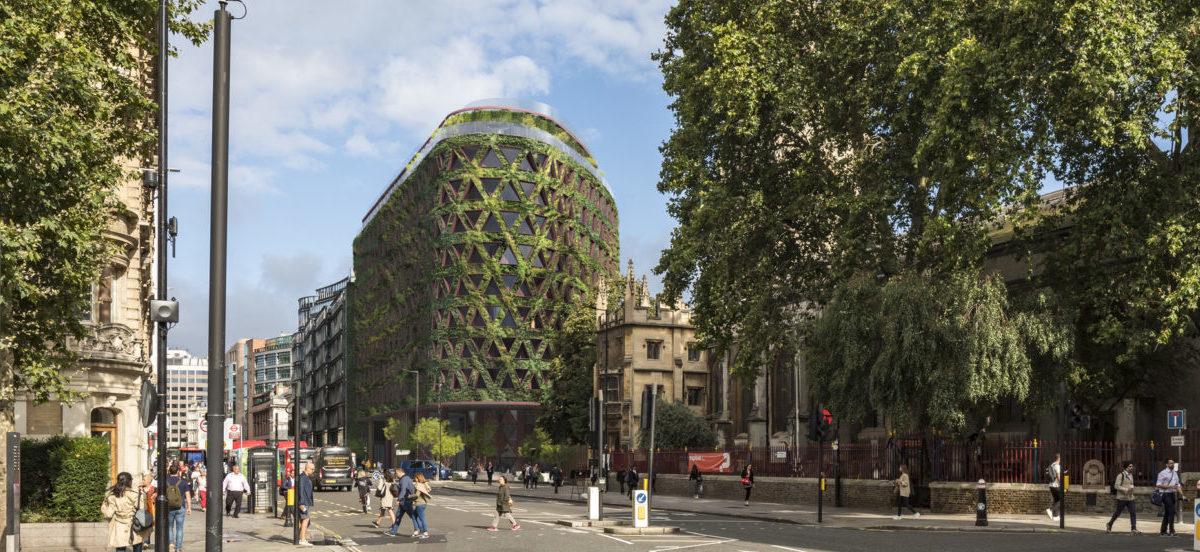 Zielony budynek ma wyznaczać nowy standard dla Europy