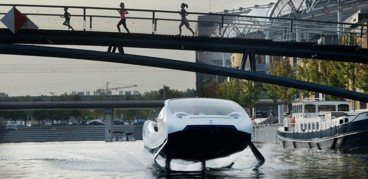 Ekologiczne taksówki mają pływać po Sekwanie