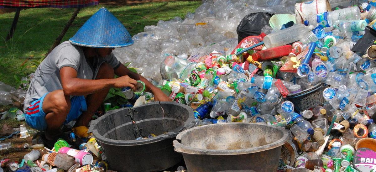 ZERO WASTE: Chiny wzięły się za walkę z plastikiem